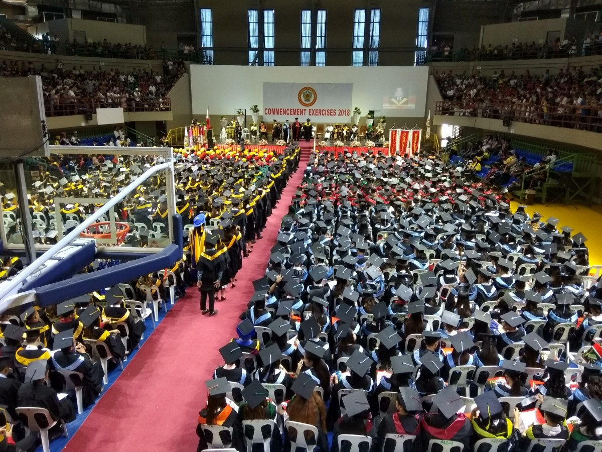 CJC Graduation ceremonies